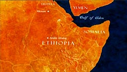 Etiopia Yemen