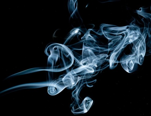 smoke swirl