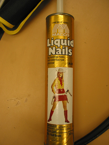 LiquidNails girl