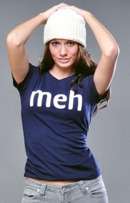 Meh girl