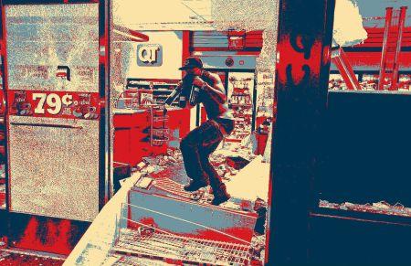 Ferguson thug hopestyle