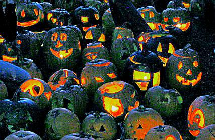 Hallows Eve Pumpkin