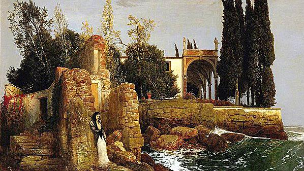 arnold-bocklin-villa-au-bord-de-la-mer-1878