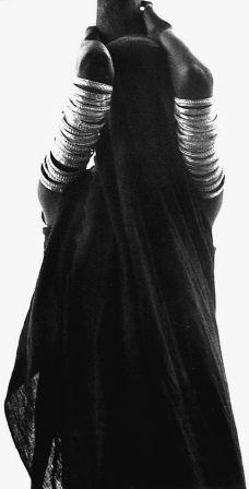 black-veiled