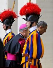 Obama vatican 1