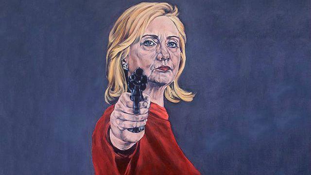 Hillary Gun